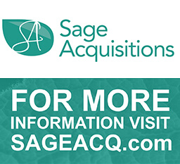 Sage Acquisitions - For more information visit sageacq.com